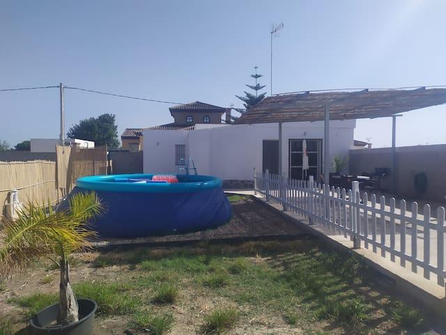 Alquiler vacacional junto La Rana Verde. Chiclana