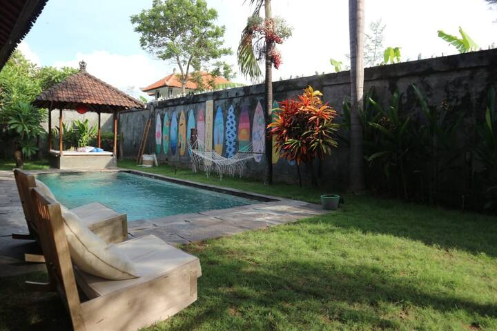 Katrina Villa Between Canggu and Seminyak