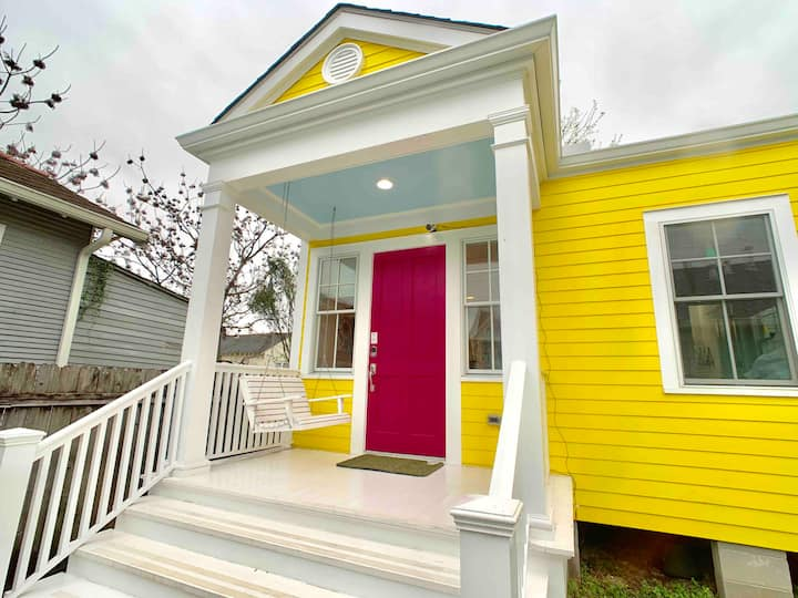 ***Tiny House in the Big Easy!***
