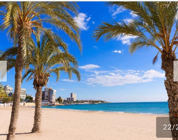 Apartamento Playa San Juan Benacantil