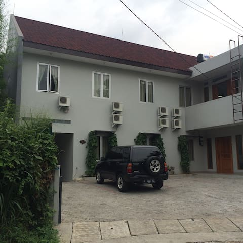 Rumah Palm 9 BSD City Tangerang