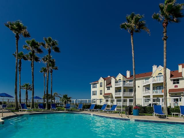 Beach Condo Getaway! Spring Break! Summer Time! - Corpus Christi - Apartment