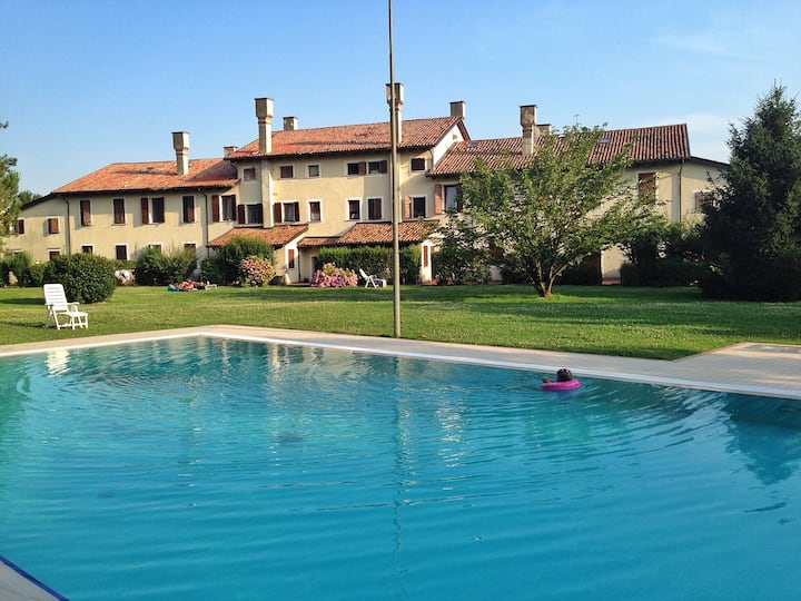 Il Vivaio di Villa Grimani Morosini