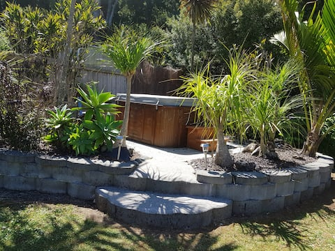 Tropical Hideaway Maunu Whangarei x 1 Bedroom