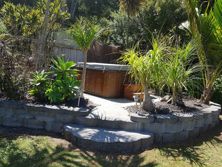 Tropical Hideaway Maunu Whangarei x 1 Bedroom