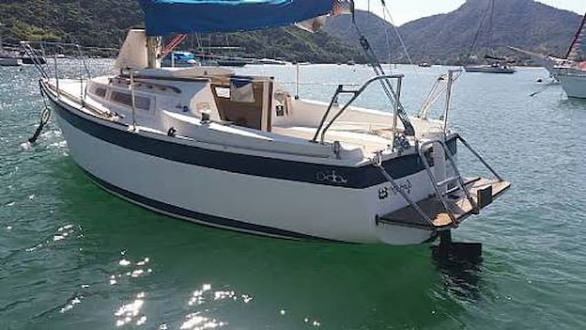 Veleiro Mahatu UBATUBA - UBATUBA  - Boat