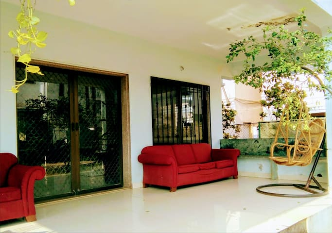 Ivy Terrace Villa (4 BHK), Tungarli, Lonavala