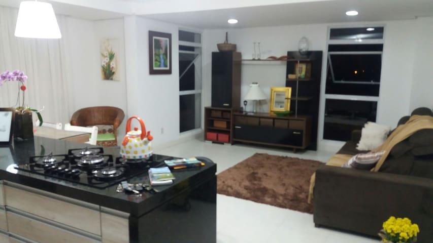 Aconchegante apartamento gourmet - Biguaçu  - Apartemen