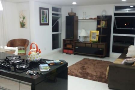 Aconchegante apartamento gourmet - Biguaçu