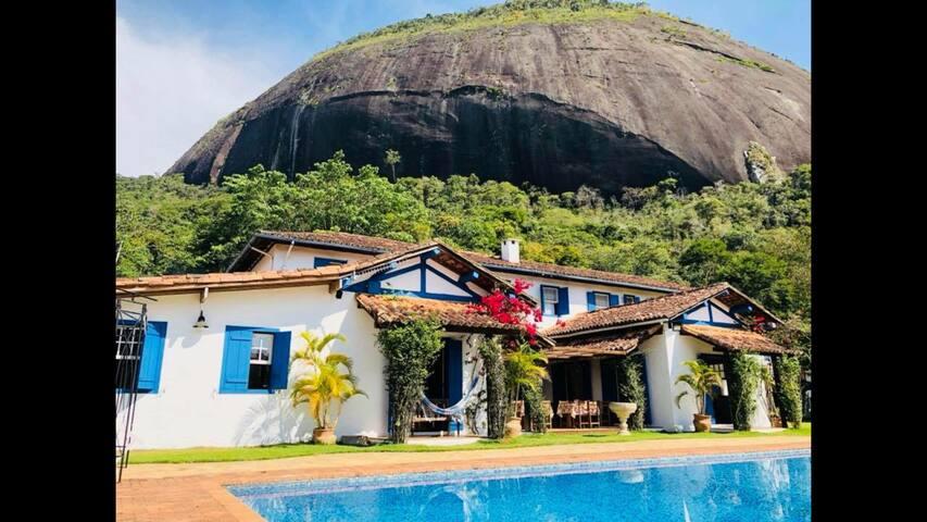 Hotel Fazenda  -  RRR  -  Chalé Orquídea