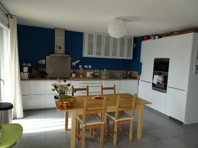 T3 neuf de 2017 sur les hauteurs de Chambery - Bassens - Wohnung