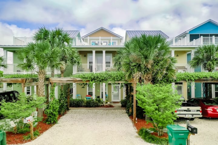 Unit 5414: Private Pool W/H! Beautiful Beach House! (Short Walk to Schooners)