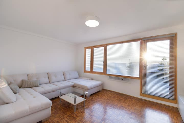 Bright Penthaus Apartement, with wondrefull  View