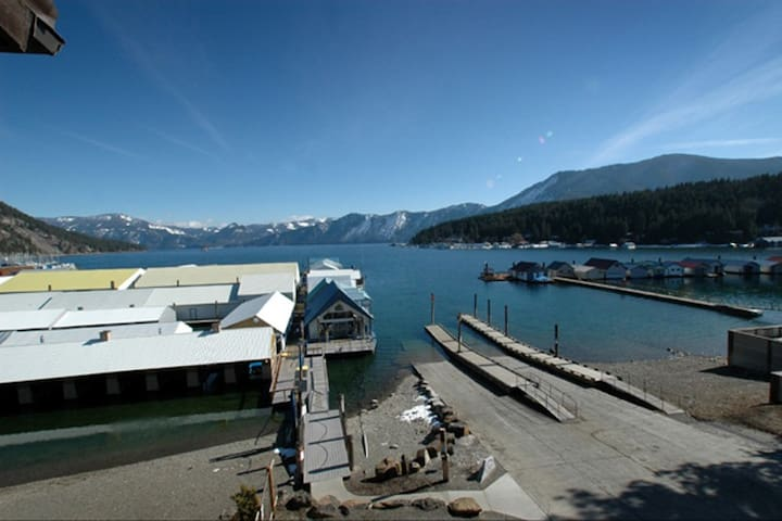 Romantic Get Away on Lake Pend Oreille - Bayview - Condomínio