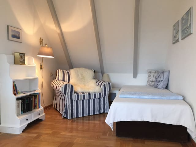 Sylter Herzstück - Wenningstedt-Braderup (Sylt) - Apartamento