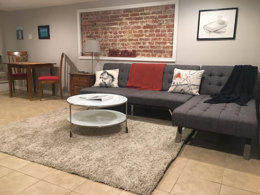 charming english basement in capitol hill apartments for rent in