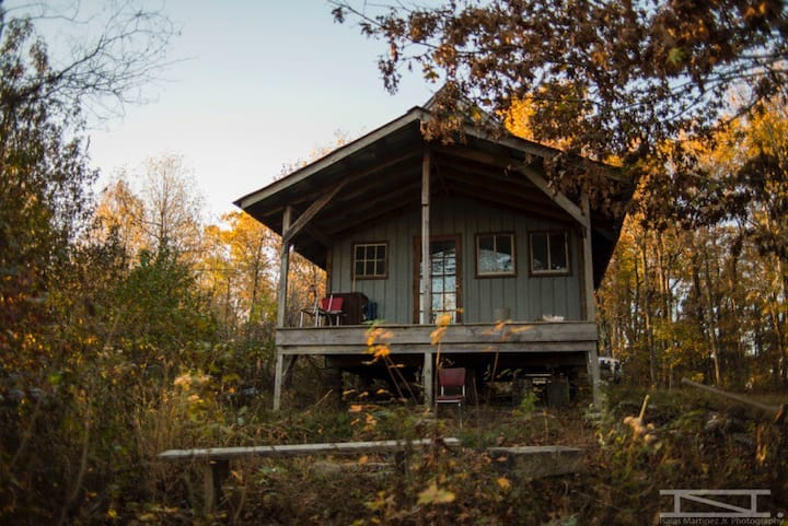 BuffaloHead Cabin