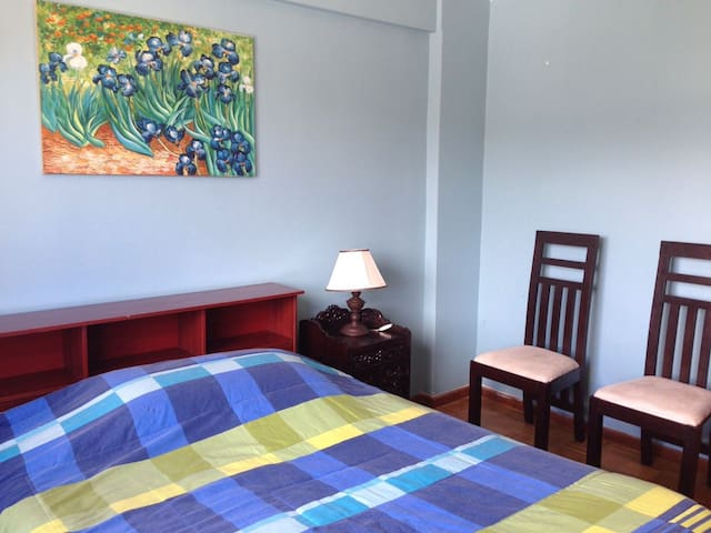 Private Room in Calacoto, breakfast included! - La Paz - Appartement