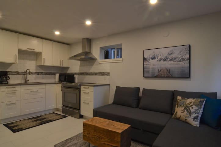 Lovely Suite in Kitsilano Central - Vancouver - House