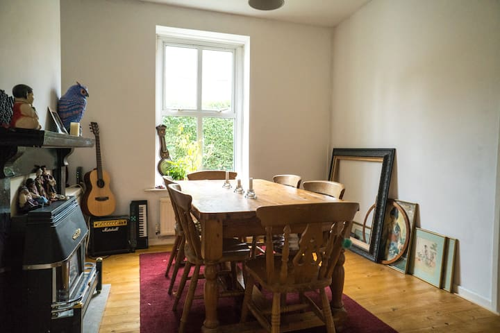No Hidden Fees - Double Room in Central Location - Cardiff