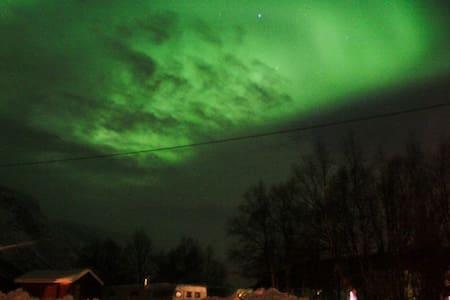 Brennfjell Camping Ruska/Northern Lights Economy