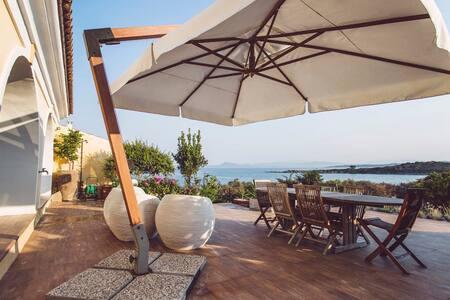 Villa a schiera  i delfini - Golfo Aranci - Villa