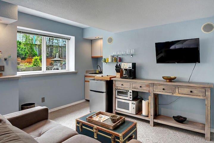 Modern Comfort in the Heart of Phinney Ridge