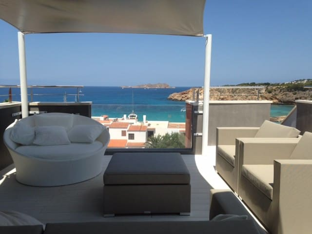 The Sunset Penthouse - Cala Tarida - Sant Josep de sa Talaia - Huoneisto