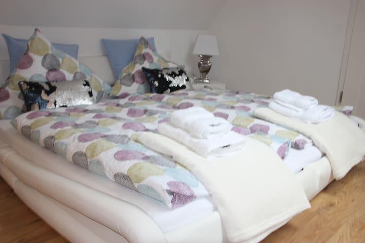 Schlafzimmer 2 - angenehme Träume !