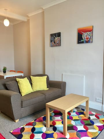 Fab Central flat in Edinburgh - Edimburg - Pis