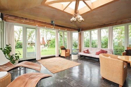 Inspiring guesthouse Schagerbrug - Ház