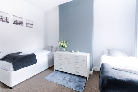 Private room in Wallgate Lodge - Wigan - 宾馆