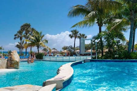 Studio at Tropical Resort with VIP access - Cofresi - Pis