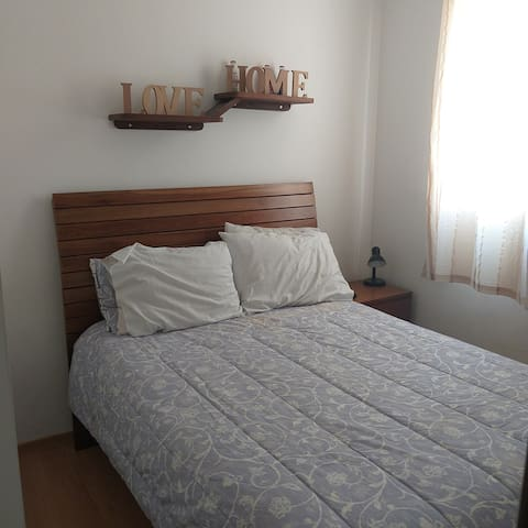 Apartamento no Barreiro (BH/MG)