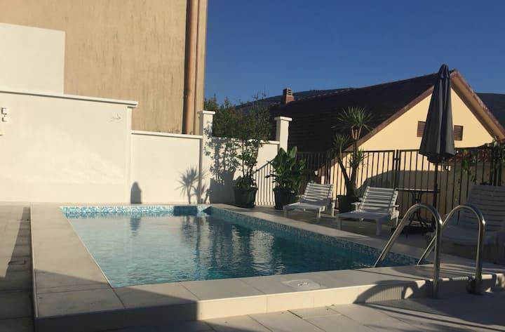 "Villa ""Riva"" with swimming pool"