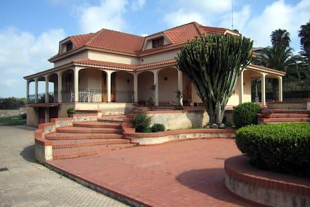 Villa Marisa San Corrado Fuori le Mura - Noto - San Corrado di Fuori