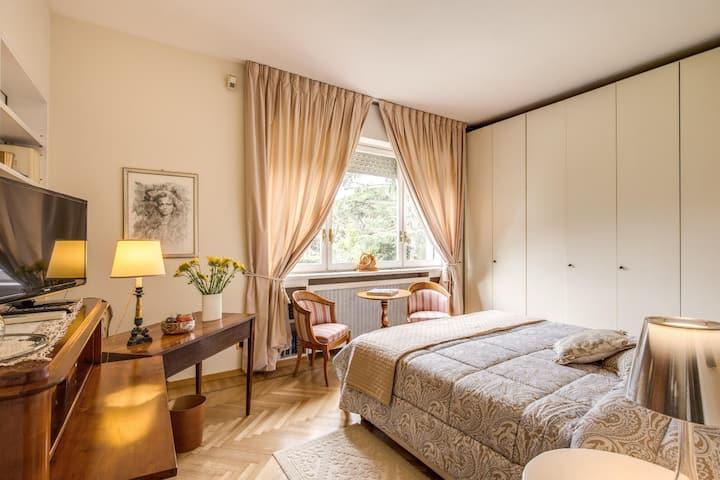 Junior Suite with Garden View - Il Glicine