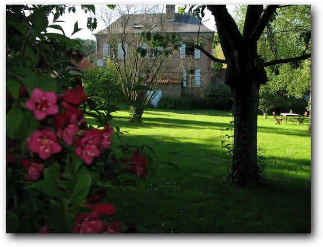 Weldadige oase in Picardie /Delightful oasis in P. - Heucourt-Croquoison - Huis