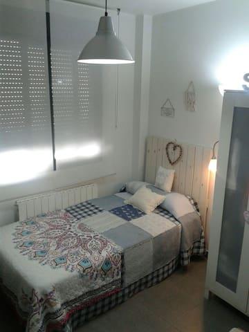Bonita habitación en casa dúplex - Saragoça - Pousada
