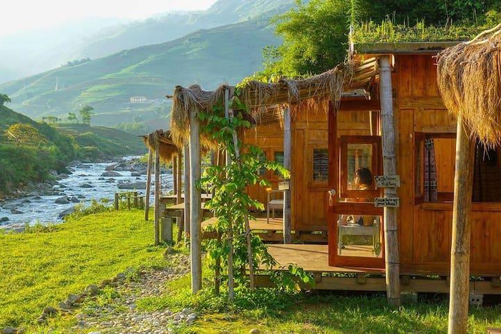 Bungalow in Utopia Eco Lodge