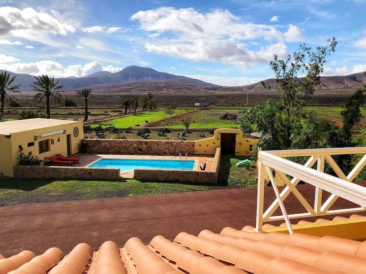 La Rosita: un oasis en Fuerteventura