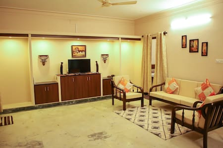 Mount View - 3BHK countryside Indian homestay