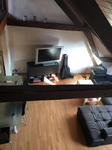 Room in shared apartment in central St. Gallen