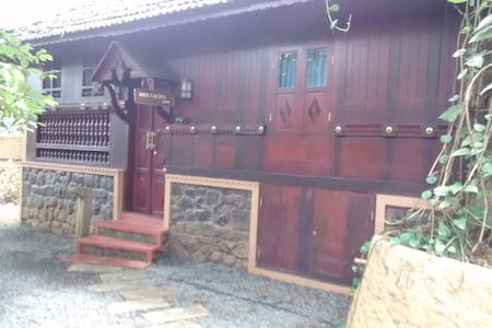 River facing Heritage Luxury Cottage - 科特塔耶姆(Kottayam)