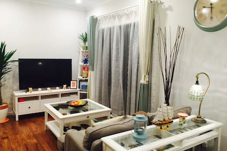 Brandnew clean cozy master room with own ensuite - Springvale South - Reihenhaus