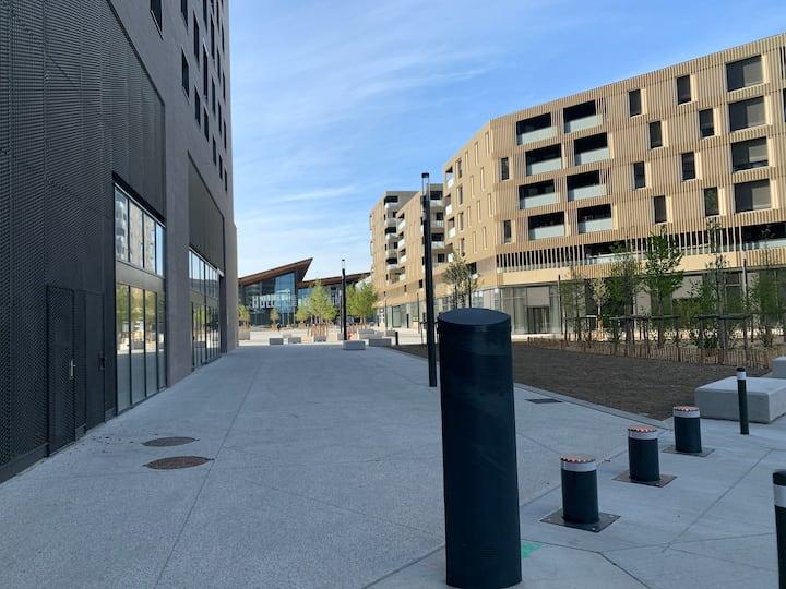 Nice modern Appart dans un nouvel quartier