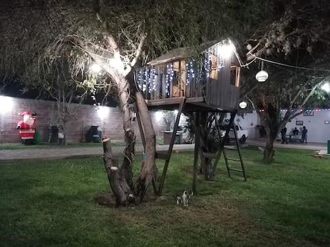 Casa de campo en Granjas de San Pedro