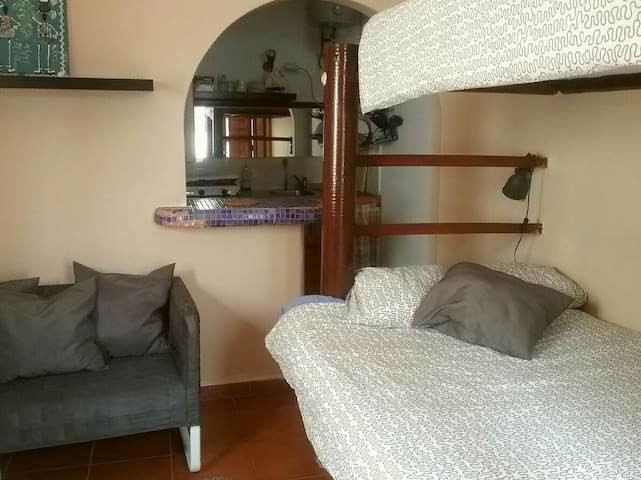 Surf studio on west coast - Caleta de Caballo - Apartamento