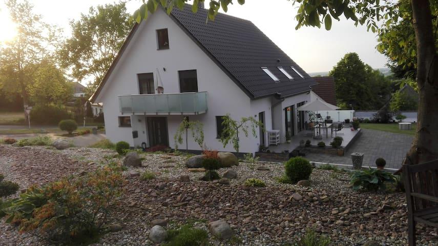 Schöne Wohnung am Wiehengebirge