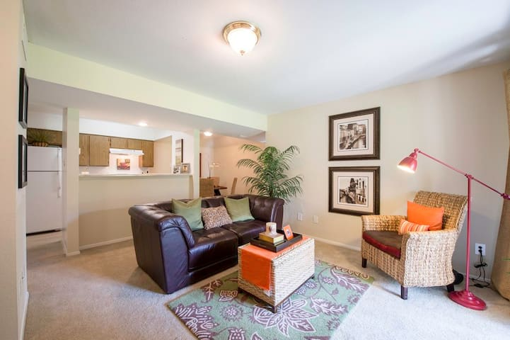 Everything you need   1BR in League City